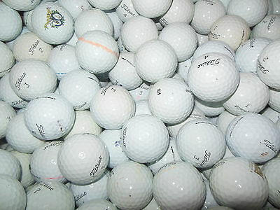 100 A/b Grade Condition Titleist Pro V1 Golf Balls