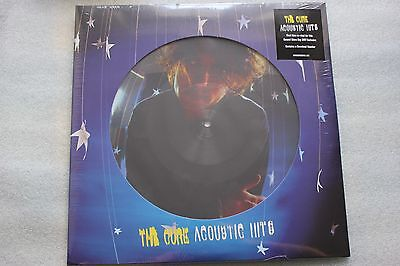 The Cure - Acoustic Hits - 2Lp Picture Discs - Rsd 2017 Record Store Day - New