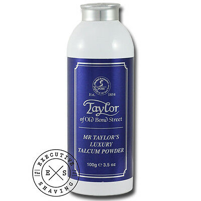 Taylor of Old Bond Street Mr Taylor De luxe Talc Poudre 100 g (7151)