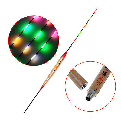 Fishing Tackle Tools Accessories Floats 3pcs LED Fishing Float (with Battery)