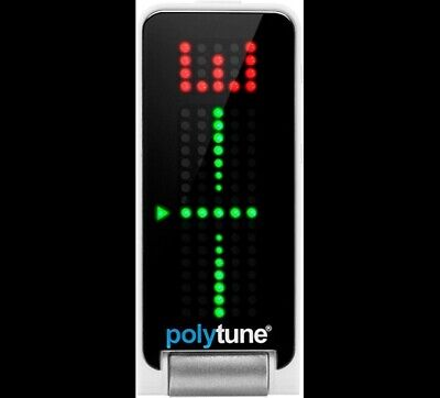 TC Electronic Polytune Clip-on Guitar Tuner