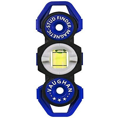 Vaughan Magnetic Stud Finder Pocket Sized No Batteries Needed - 050044