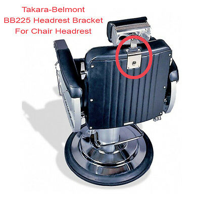 Takara Belmont Elegance BB225 Barber Chair Headrest Holder Bracket Only