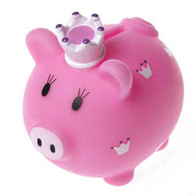 Little Princess Piggy Bank Coin Box Piggy Bank Money Saving Bank