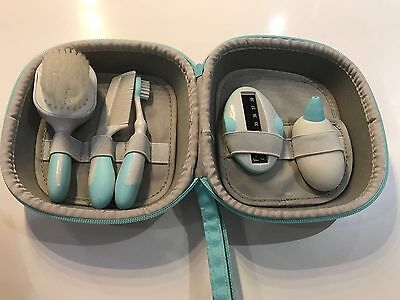 Baby Nail  GROOMING Set kit Thermometer Manicure hair comb