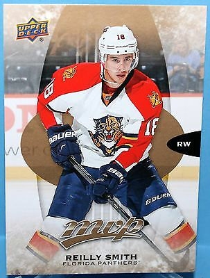 Upper Deck MVP- NHL 2016-17 Map No. 128 Reilly Smith - Florida Panthers