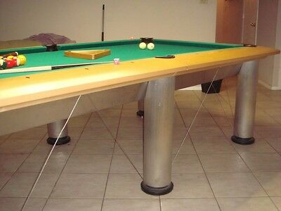 Brunswick Manhattan 4x8 Pool table Pkg w/ free delivery and installation