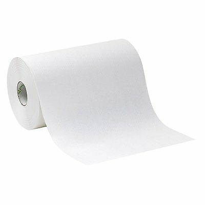 "Georgia-Pacific 26610 SofPull Paper Towel Roll, 1-Ply Hardwound, WxL 9"" x 400, 6"