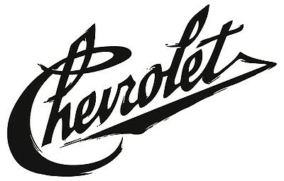 chevy chevrolet graffiti lettering symbol fast design vinyl decal sticker