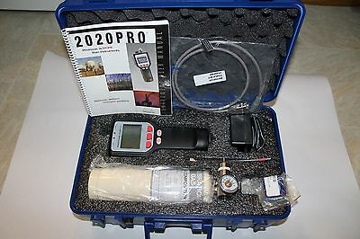 Photovac 2020 Pro Vapor Analyzer / Gas Detector