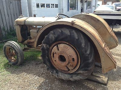 1925 Fordson Tractor Ford Tractor