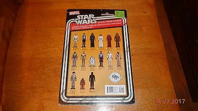 Star Wars Vader Down #1 Comic Book Variant Action Figure Cover RARE NICE Limited