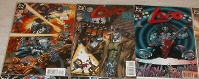 Lobo Highway To Hell U-PICK ONE #1 or 2 DC 2010 Mature GNs PRICED PER COMIC