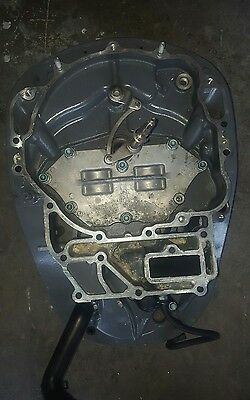 75hp 90hp honda outboard exhaust adapter plate 23170-ZY9-010ZA 23170-ZY9-000ZA