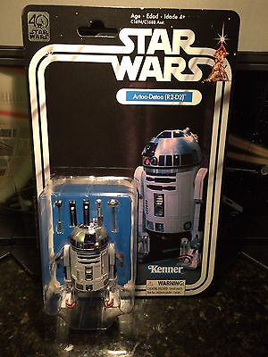 STAR WARS BLACK SERIES 40th ANNIVERSARY R2-D2 IN HAND!