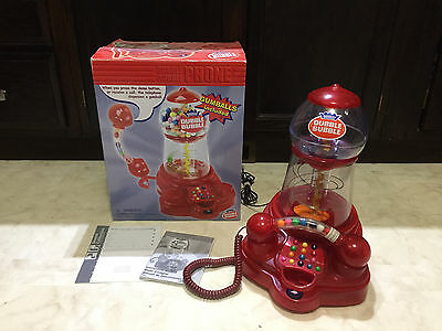 Dubble Bubble Gum Ball Phone gumball dispenser