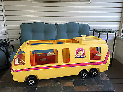 1976 Barbie Star Traveler Eleganza II Star Traveler GMC RV Motor home
