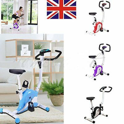 Gym Exercise Bike Cycling Fitness Exerciser Bicycle Cardio Workout Home Indoor