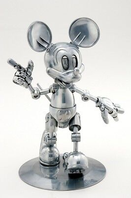 "2005 TOMY FUTURE MICKEY ""RETRO"" Color Ver Disney by Hajime Sorayama LE1000 Rare"