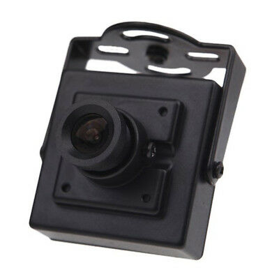 "Mini HD 700TVL 1/3"" CMOS NTSC 3.6mm MTV Board Lens Mini CCTV Security Video G1R2"