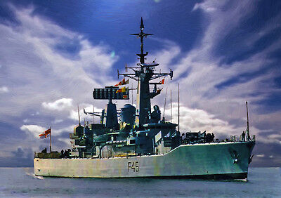 Hms Minerva - Hand Finished, Limited Edition (25)