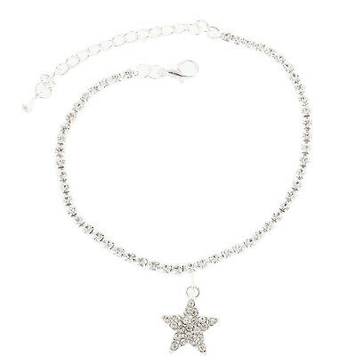 Wedding Beach Anklet Chain Foot Jewelry D5O2