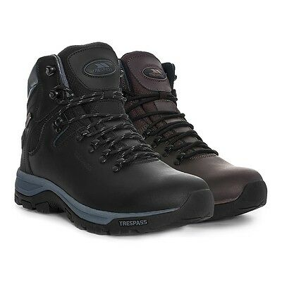 Trespass Hillden Unisex Mens Womens Ladies Waterproof Walking Hiking Shoes Boots