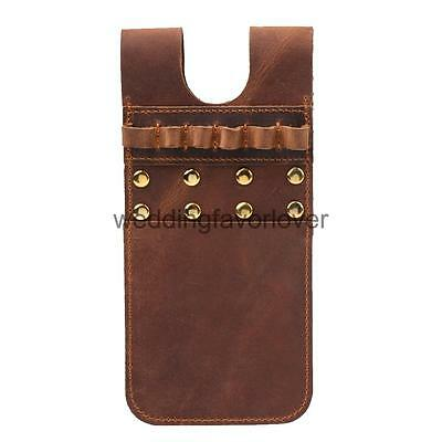 Outdoor Hunting Archery Arrow Quiver Pouch Pocket Belt Bag - Holds 6 Arrows
