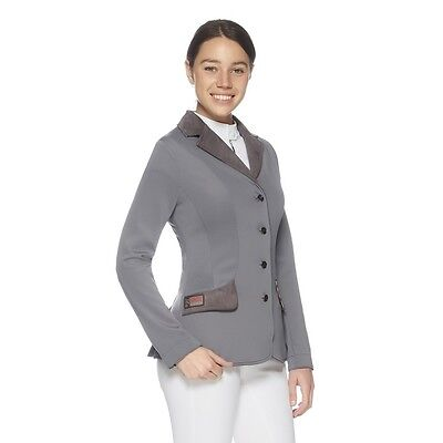 Emcee Superlight Stretch Show Jacket Horse And Equestrian