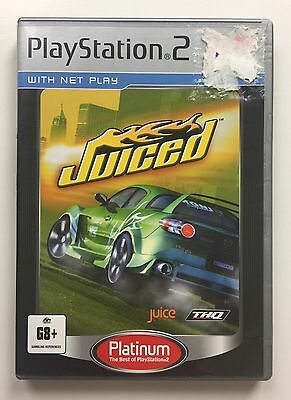 PlayStation 2 Juiced PS2 Game