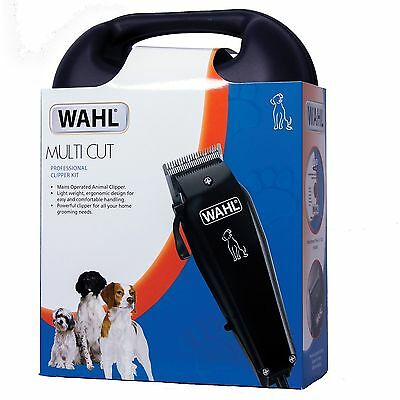 Dog Clipper Kit Pet Wahl 9266-834 Professional Grooming Animal+DVD+2yr warranty