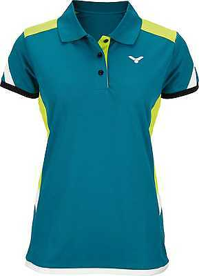 Victor Polo Function Female 6687   Badminton Tischtennis Lady Female Damen