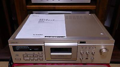 SONY TC-KA3ES Stereo Cassette Deck limited Used Perfect Working Rare