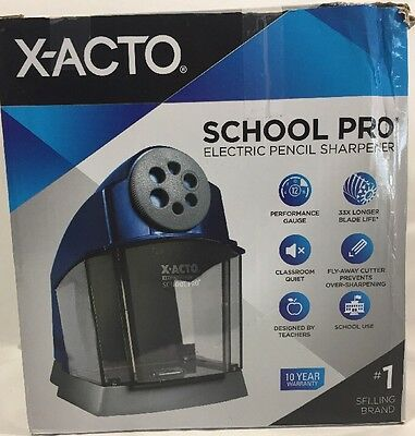 XActo School Pro HeavyDuty Electric Sharpener (1670), New W1