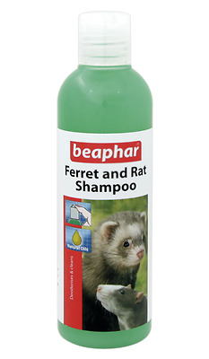 Beaphar Ferret & Rat Shampoo 250ml
