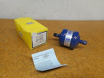 ALCO Controls EK-052 Extra Klean Filter Drier 1/4 SAE Flare New In Box