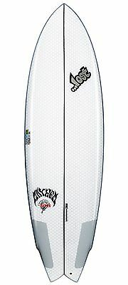 LibTech X Lost Round Nose Fish Surfboard Mens Unisex Surfing Watersports New