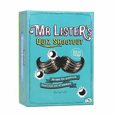 Debenhams Big Potato 'Mr Lister's Quiz Shootout' Game From Debenhams