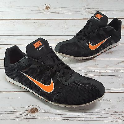 Mens Nike Zoom Rival D V Spike Track Running Shoes Mens Size 12.5