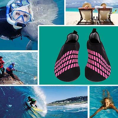 Ultra Soft Lightweight Skin Shoes Diving Water Sport Shoes for Unisex Summer