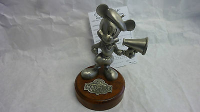 Disney HOLLYWOOD MICKEY Limited Edition MADE IN USA