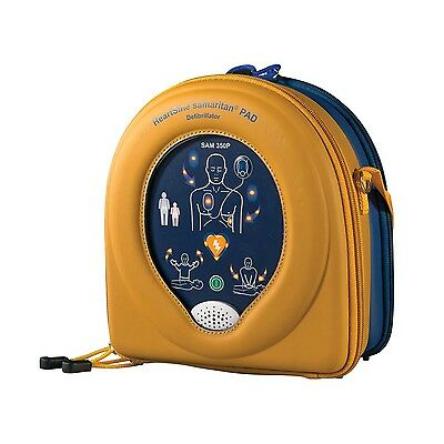 Heartsine 300 Samaritan AED Defibrillator Brand New Battery and Pads CPR