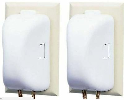 SAFETY 1st Double-Touch Plug & Outlet Cover - Box includes 2 - FREE SHIPPING!!!