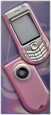 New!! Pink Housing / Fascia / Cover / Case for Nokia 6630