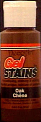 Wood Gel Stain 2oz Maple DS-28