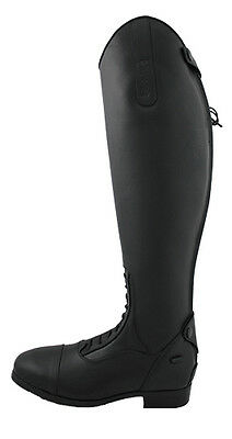 Platinum Leather Top Boot Horse And Equestrian