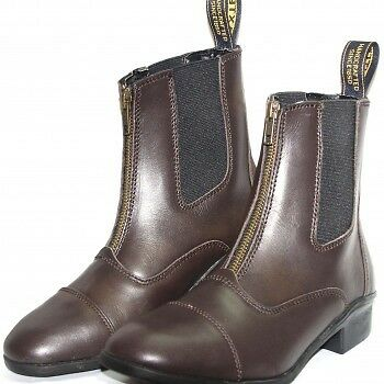 Palomino Zip Boot Horse And Equestrian