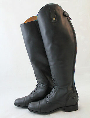 Ariat Heritage Contour Field Zip Boot Horse And Equestrian