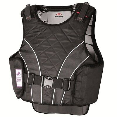 Swing Pro Body Protector Adults Horse And Equestrian