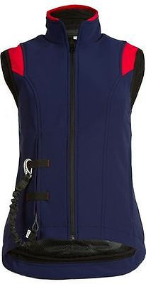 Helite Airshell Outer Gilet Horse And Equestrian